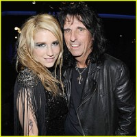 alice cooper and kesha